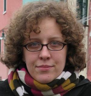 Me, in Venice, 2004
