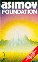Foundation by Issac Asimov - cover
