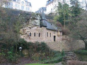 Quirin Chapel, Luxembourg
