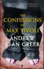 The Confessions of Max Tivoli cover