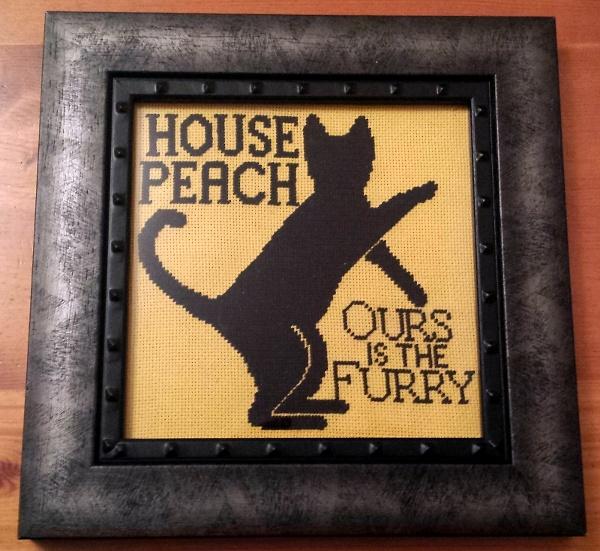 House Peach words