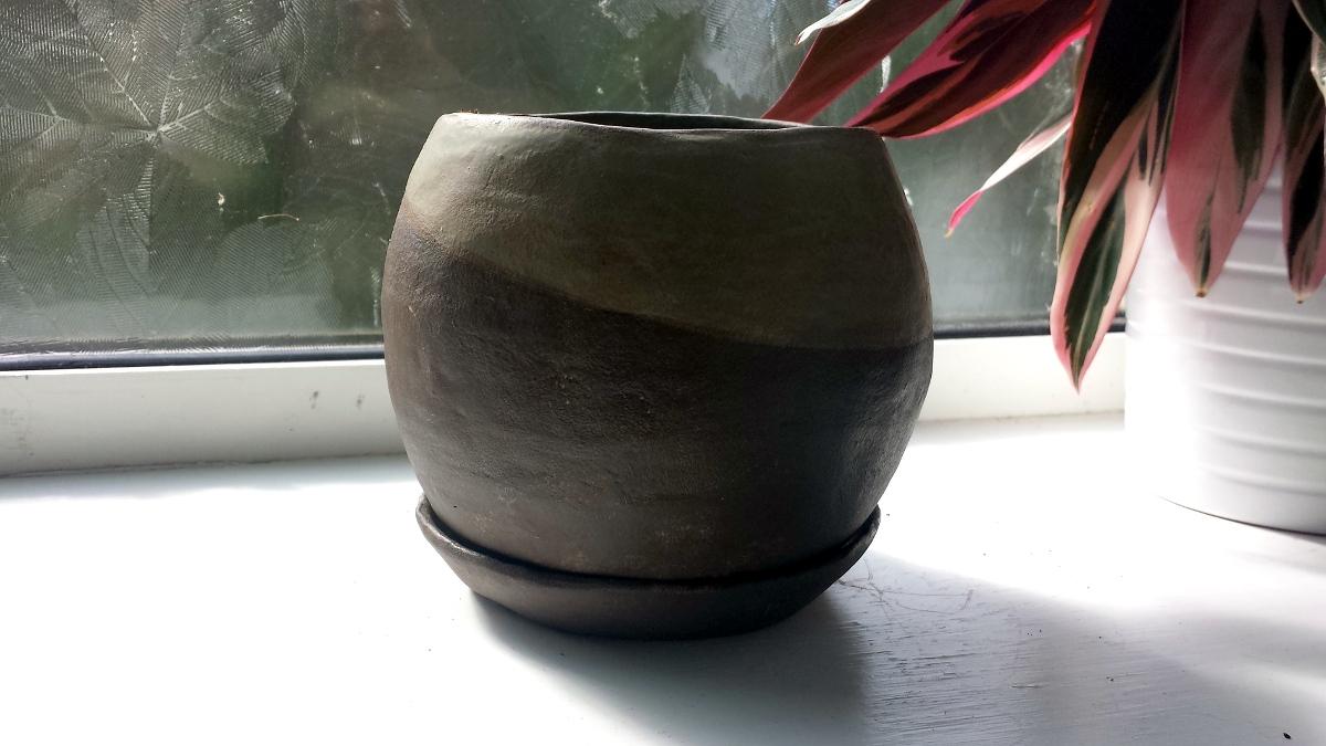 pot-and-saucer